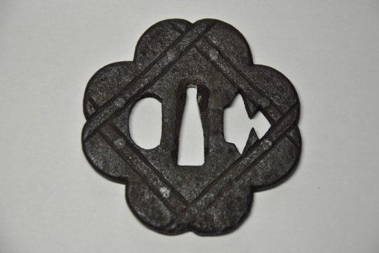時代刀装具時代変わり鍔